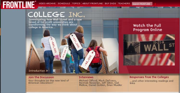 College Inc